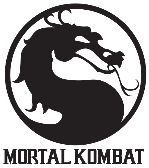 Mortal Kombat Logo Google Search Mortal Kombat Mortal Kombat Art Mortal Combat