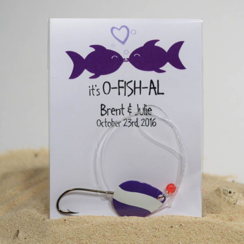Fishing Themed Wedding Ideas More