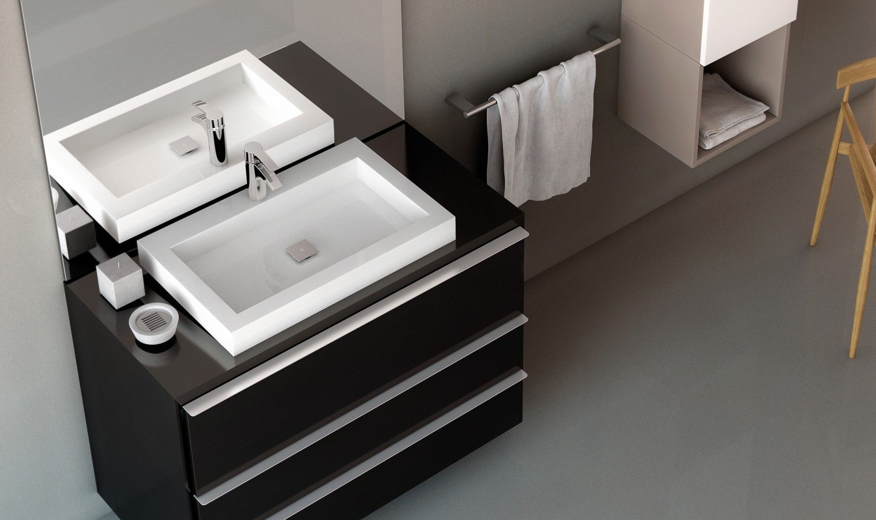 BATH Collection by Cosentino® http://www.silestone.es/productos/bath ...