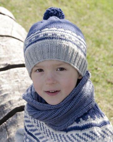 Resultado de imagen para gorros tejidos para niños a dos agujas ... d5cd856e816