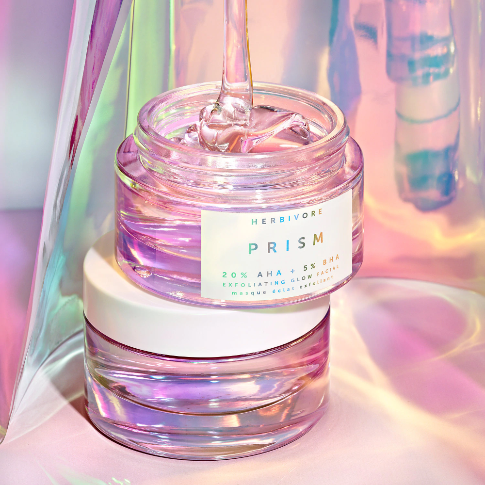 Photo of Prism 20% AHA + 5% BHA Exfoliating Glow Facial – Herbivore | Sephora