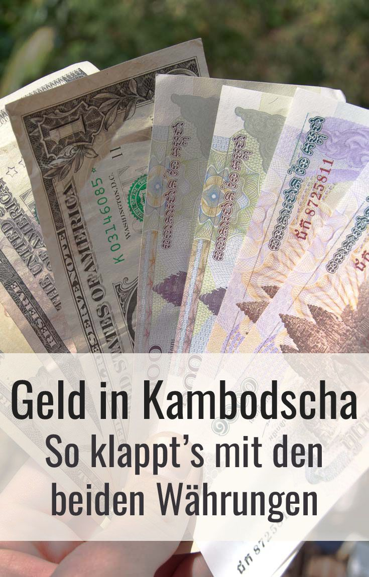 Kambodscha Geld