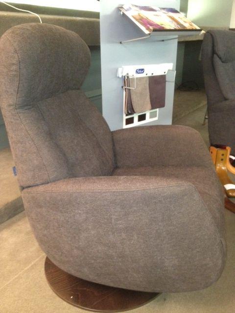 Randers Small Swivel Recliner Swivel Recliner Chairs Swivel