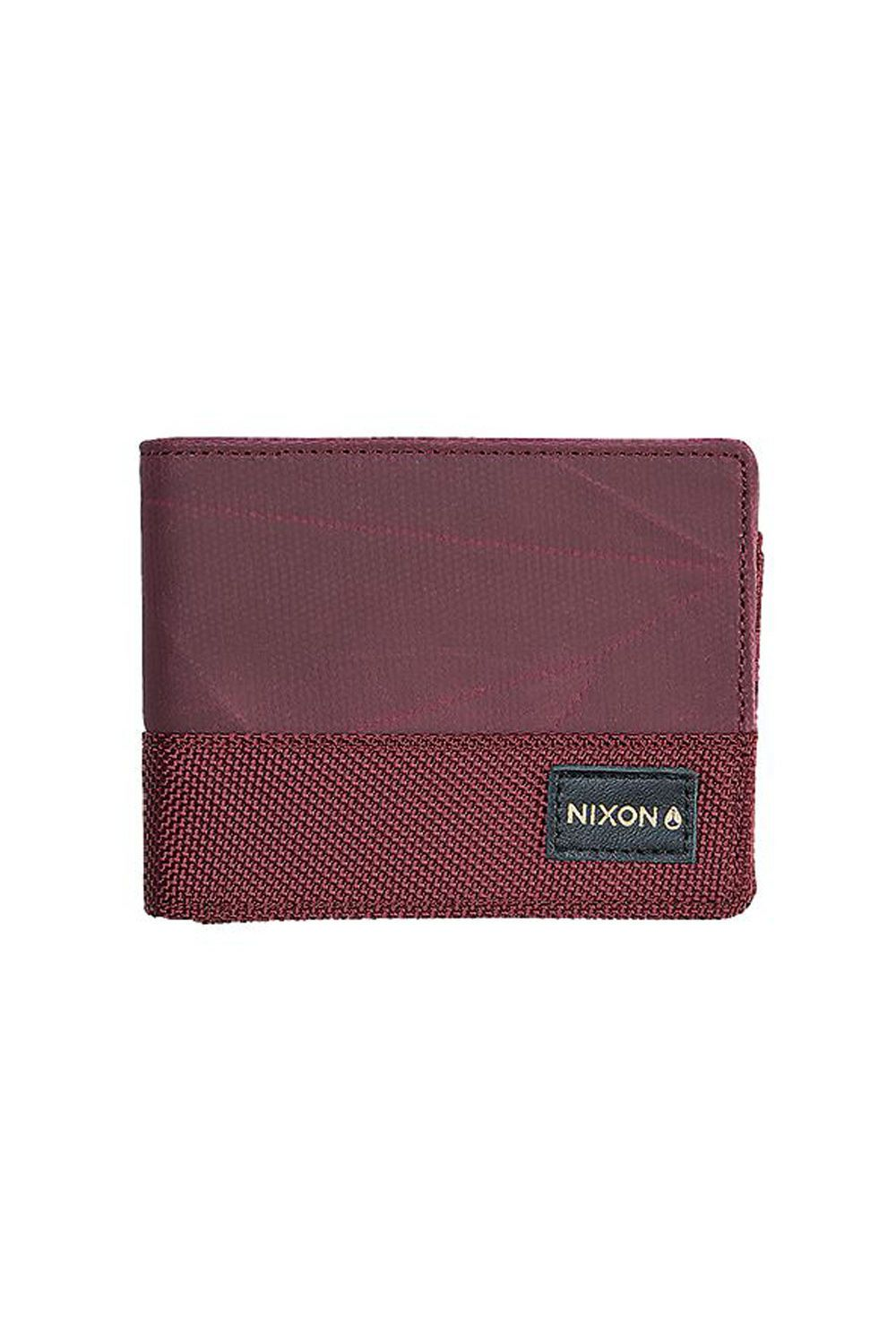 The Origami Bi-Fold Clip Wallet from Nixon. A collection tailored to the worldly and wise, these are the essentials of those who know.