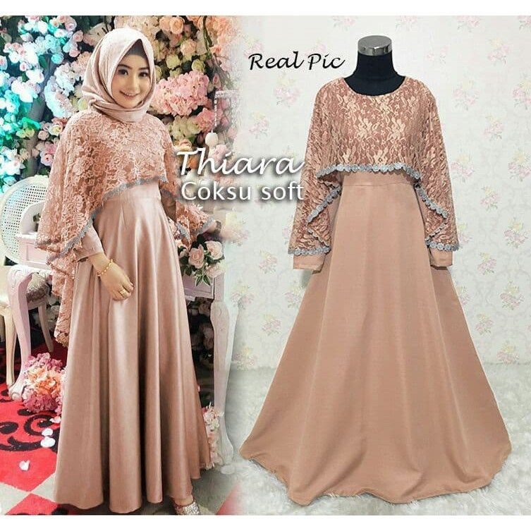 Warna Jilbab Yang Cocok Untuk Baju Warna Coklat Muda