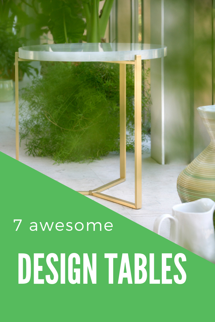 Design Furniture Coffeee Tables And Tea Tables With Amazing Materials Design Tisch Couchtische Dekorieren Teetische