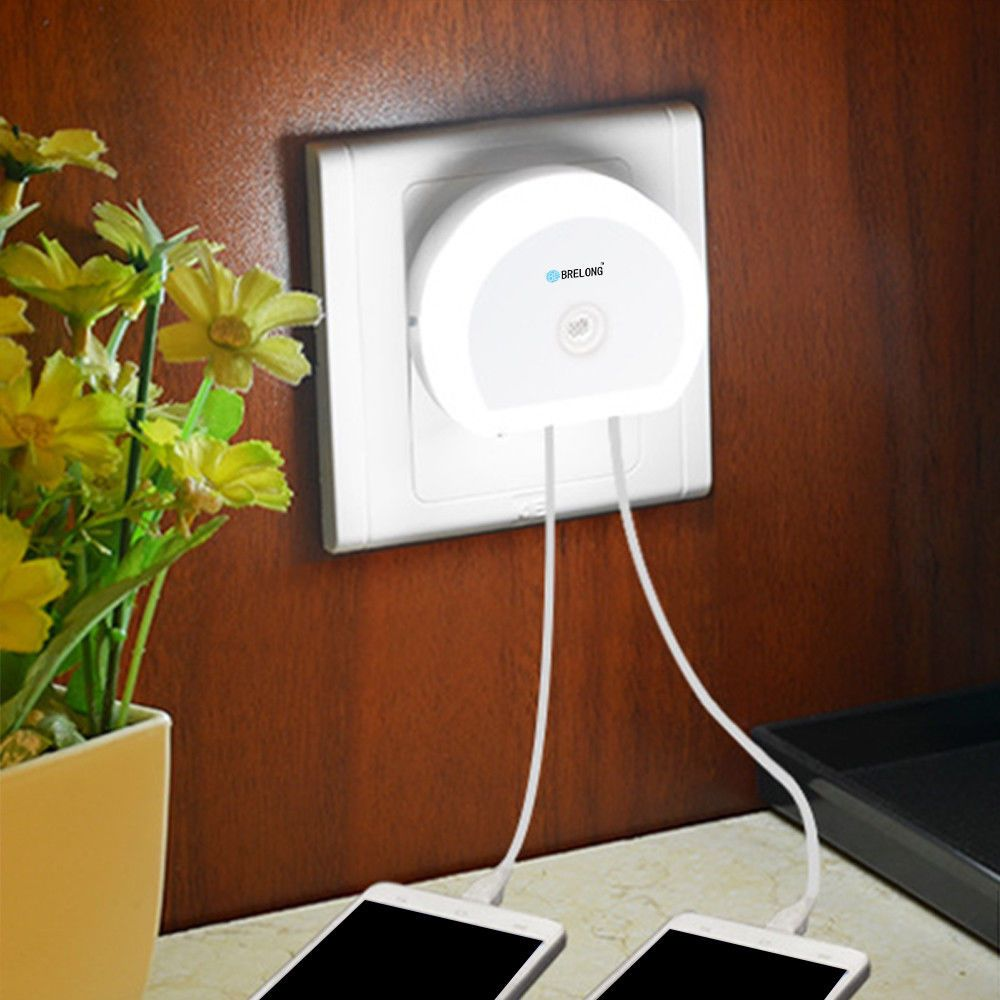 359 Brelong Creative Light Switch Sensor Led Night Wall Color Changing Circuit Board Buy Boardsled Charger 110 240v Ebay Home Garden