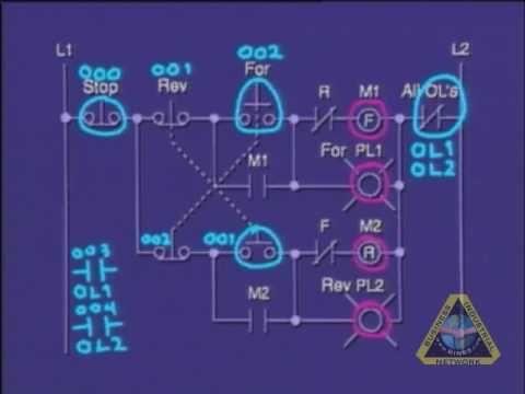 Plc tutorial plc program of motor control circuit plc training plc tutorial plc program of motor control circuit asfbconference2016 Choice Image