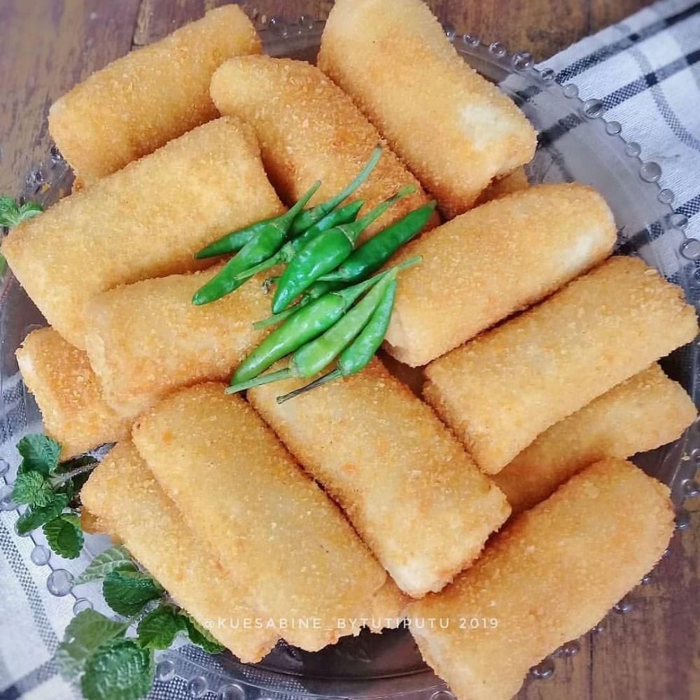 Resep Risoles Enak Dan Simpel Istimewa Resep Camilan Makanan Ringan Gurih