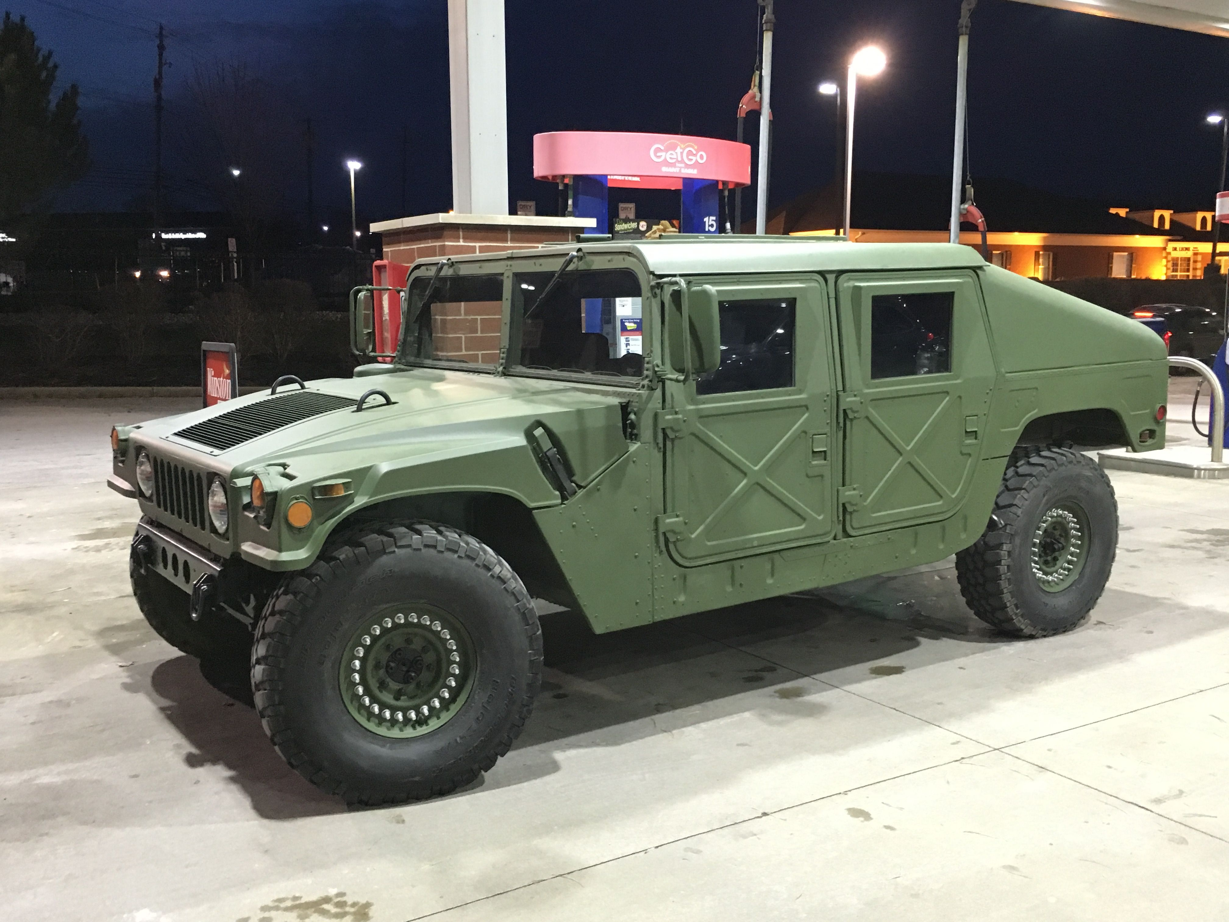 Image By Matthew Sarver On H1 Military Jeep Jeep Hummer