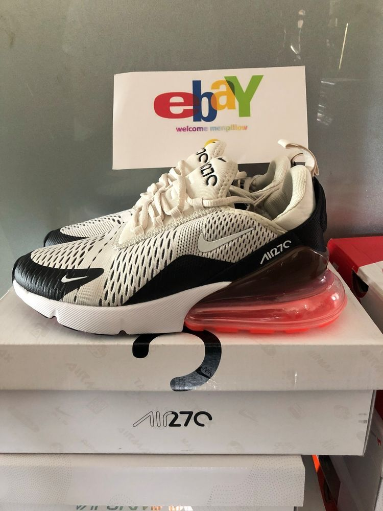 timeless design 35bea 4ff8b New NIKE Air Max 270 Light Bone GS AH8050-003 Men s Trainers All Sizes  Nike   AthleticSneakers