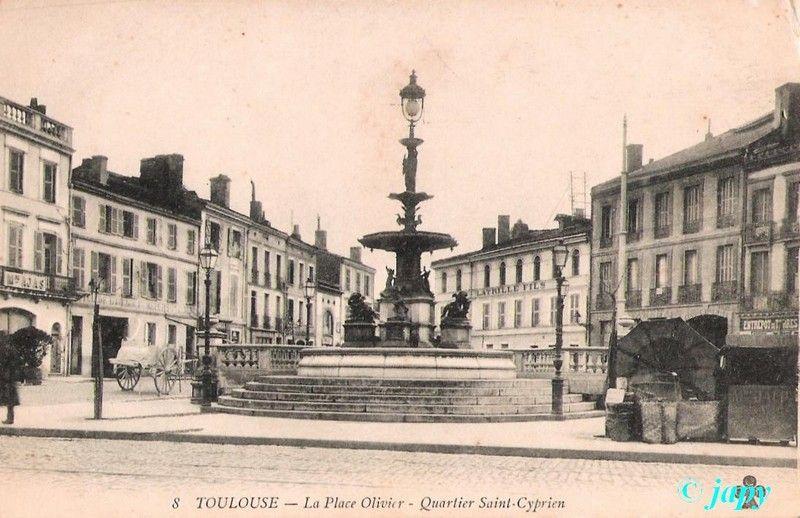 Accueil Ma Collection De Cartes Postales Carte Postale Toulouse Photos