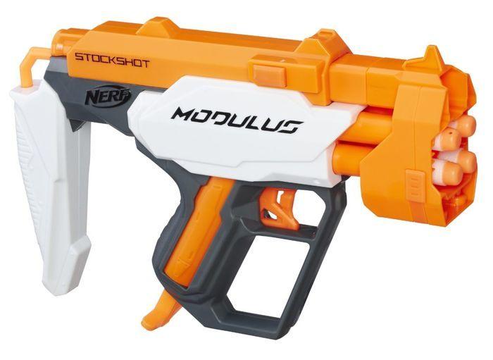 All Nerf Guns: The Ultimate List | Nerf Modulus Stockshot