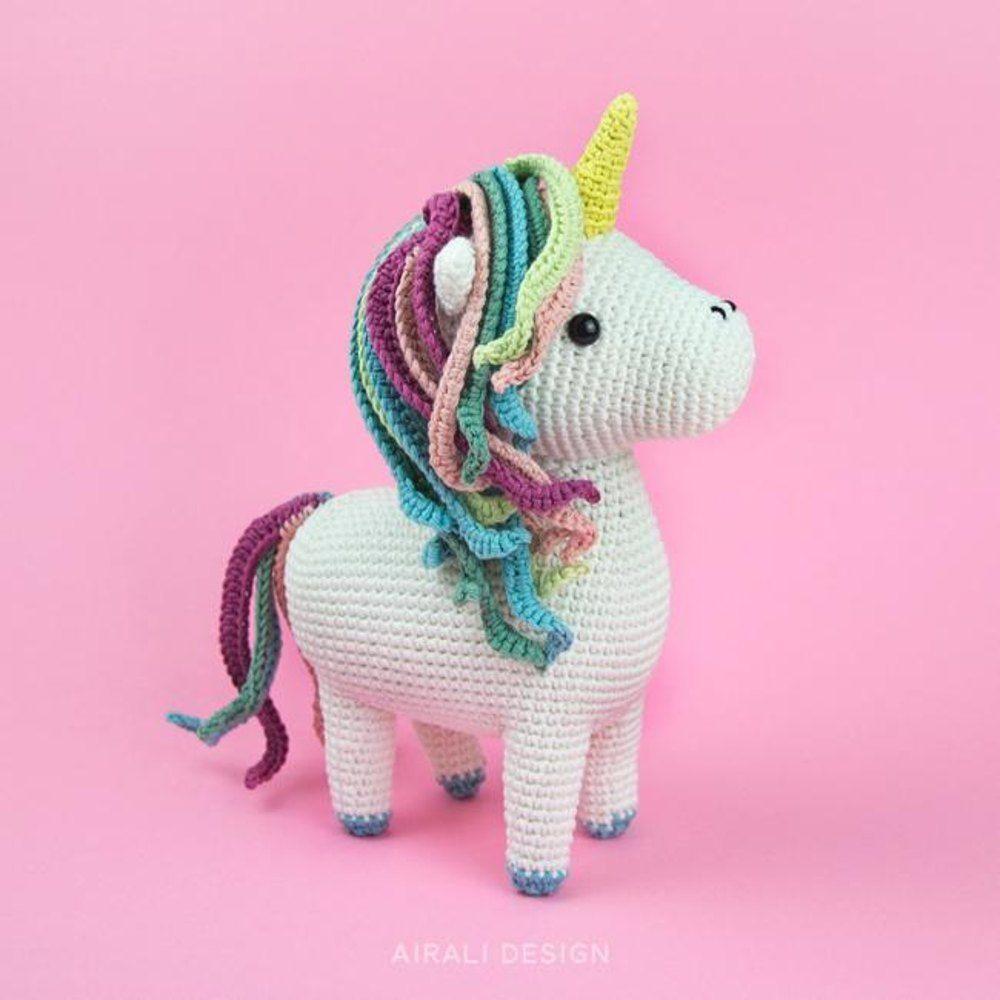 Unicorn Amigurumi