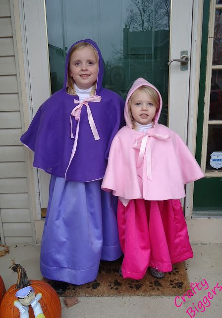 Princess Costumes for cold weather | princess costume | Pinterest