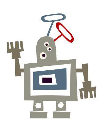 ROBOT - Paulita 2 - Álbumes web de Picasa