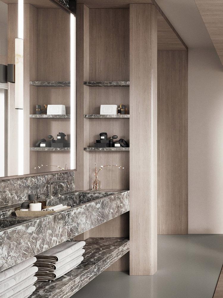 Private Residence 4 Mvok In 2020 Bathroom Interior Design Bathroom Decor Apartment Contemporary Bathrooms