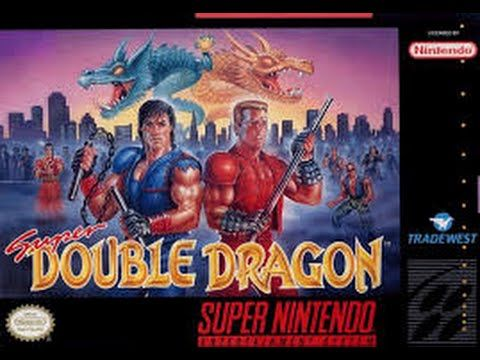 Super Double Dragon Memories Super Double Dragon Dragon Super