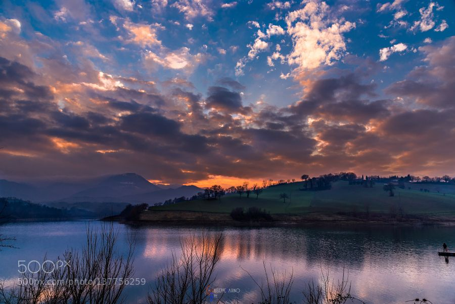 The lake of many colors by barinogiuseppe1. Please Like http://fb.me/go4photos and Follow @go4fotos Thank You. :-)