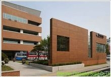 Good Quality Exterior Hpl Wall Panel Cladding Lijie Shenzhen Hpl Commercial Mix Use