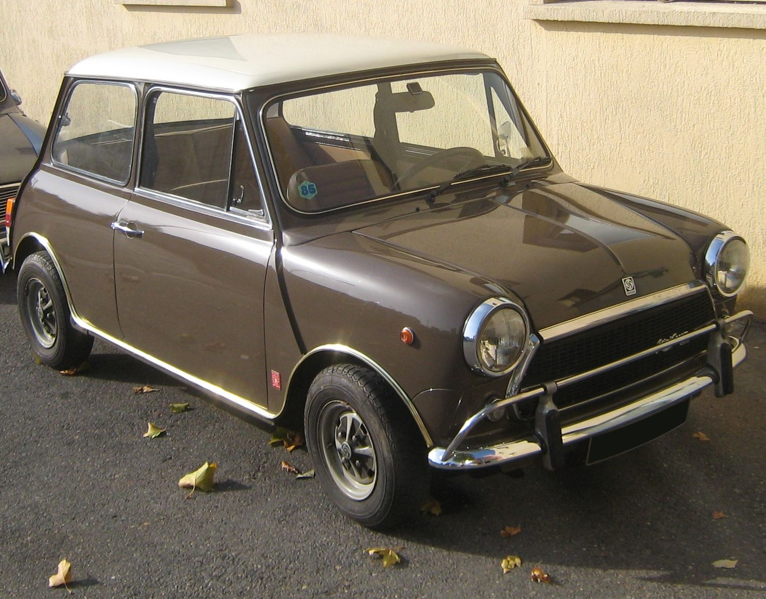 Innocenti Cooper Export Mini Cooper Pinterest Classic