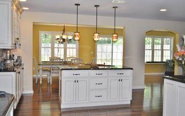 Bucks County Whole House Renovation And Addition Traditional Kitchen Philadelphia Colella Construction