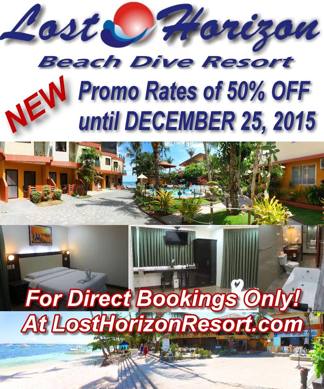 Beach, Bohol, Dive Resort