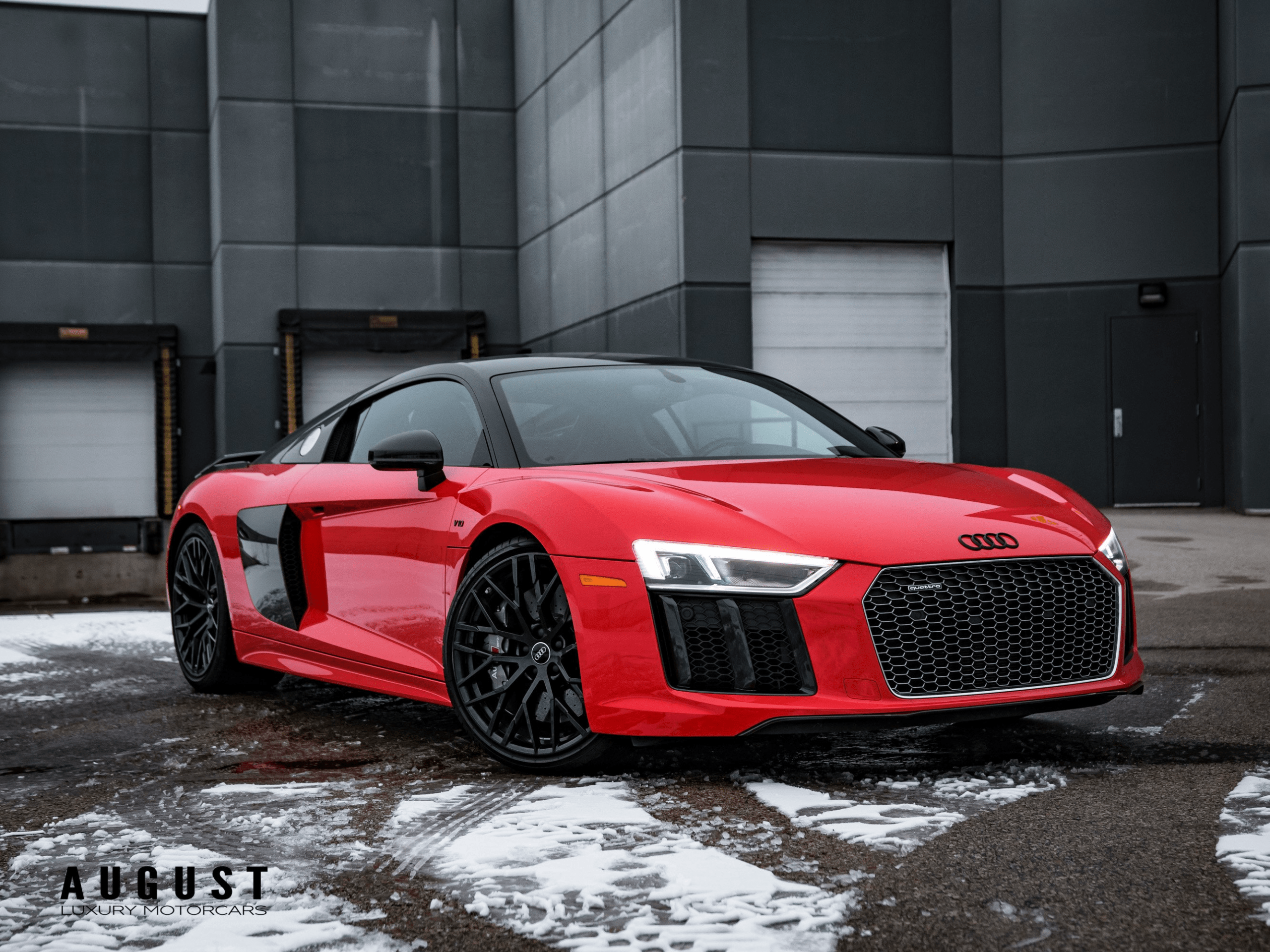2021 Audi R8 V10 Spyder Performance