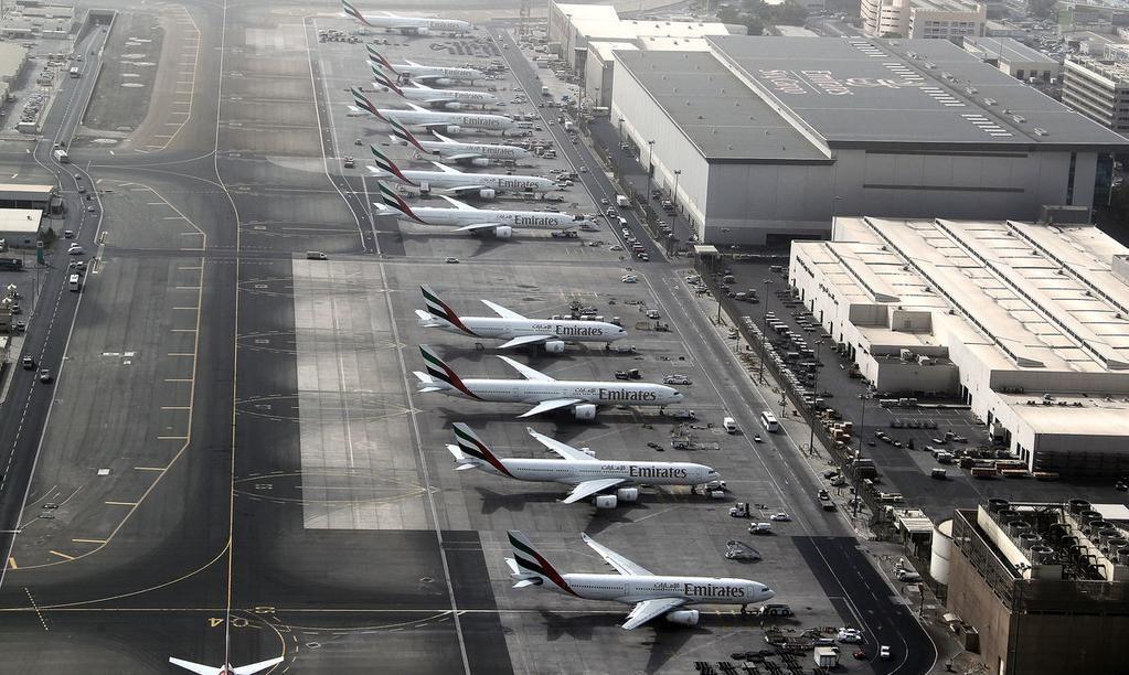 Bloomberg pursuits on twitter dubai airport dubai