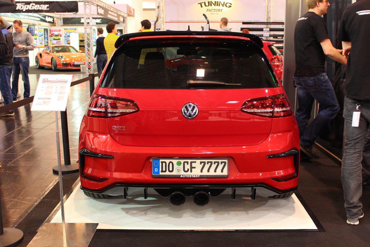 Vw Golf Mk7 Tuning Pictures Vw Golf Volkswagen Golf Gti Volkswagen
