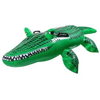 Inflatable Crocodile   Tropical Party Decoration Ideas