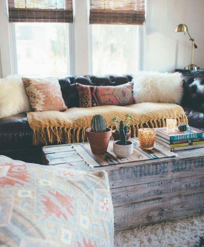 ▷1001+ idées et tutos pour fabriquer un meuble en cagette charmant