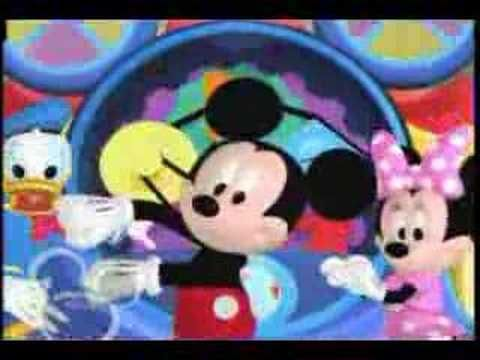 Playhouse Disney S Mickey Mouse Clubhouse Hot Dog Song Dad S