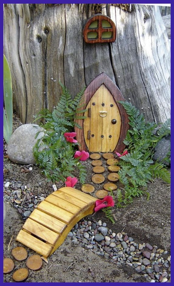 30 DIY Ideas How To Make Fairy Garden | Backyard Putting ...
