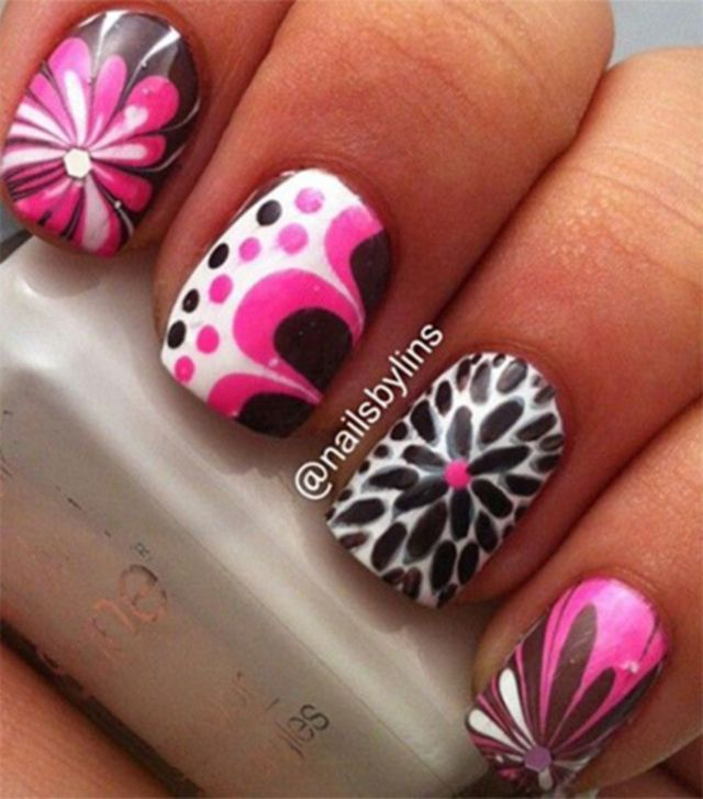 New Nail Art Designs Ideas And Trends For Girls Lil Girl Nails