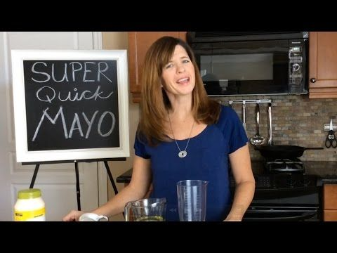 How to make mayo (super quick)...with out-takes - YouTube. This was amazingly fast. Next time I will double the recipe. 1 c light olive oil 1 egg 2 tbsp vinegar 1/2 tsp salt 1/2 tsp mustard powder