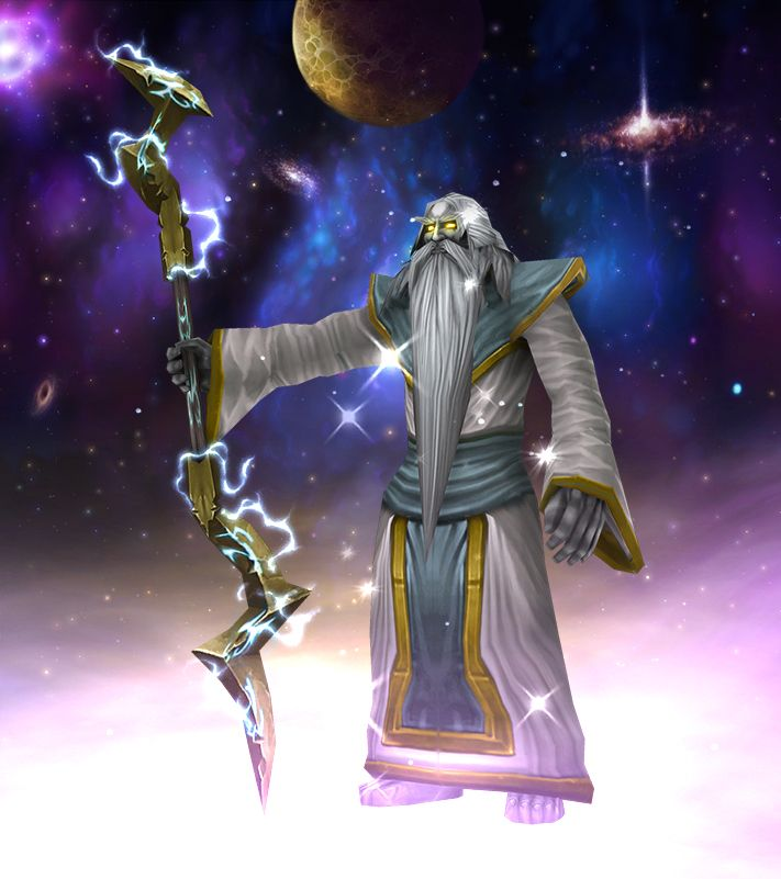 Aman'Thul, The Highfather (Old) #hipnosworld