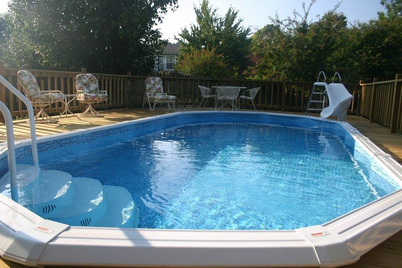 Doughboy pools doughboy above ground pool reviews feed for Pool design rochester ny