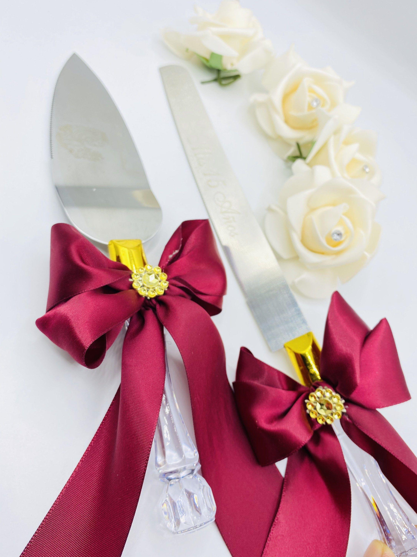Elegant Stainless Steel Quinceanera Cake Knife Server Etsy In 2020 Quinceanera Cakes Quinceanera Favors Baptism Candle Set Boy