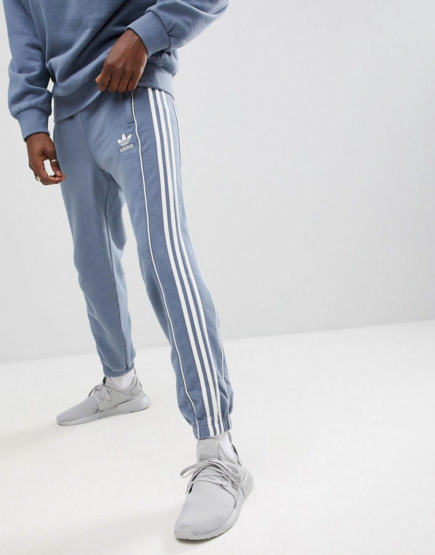 7bcc70dbc290 ADIDAS ORIGINALS NOVA RETRO JOGGERS IN GRAY CE4810 - GRAY.  adidasoriginals   cloth