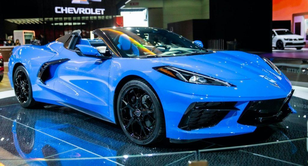 2020 Corvette C8 Should Have Started At 80,000, Chevy