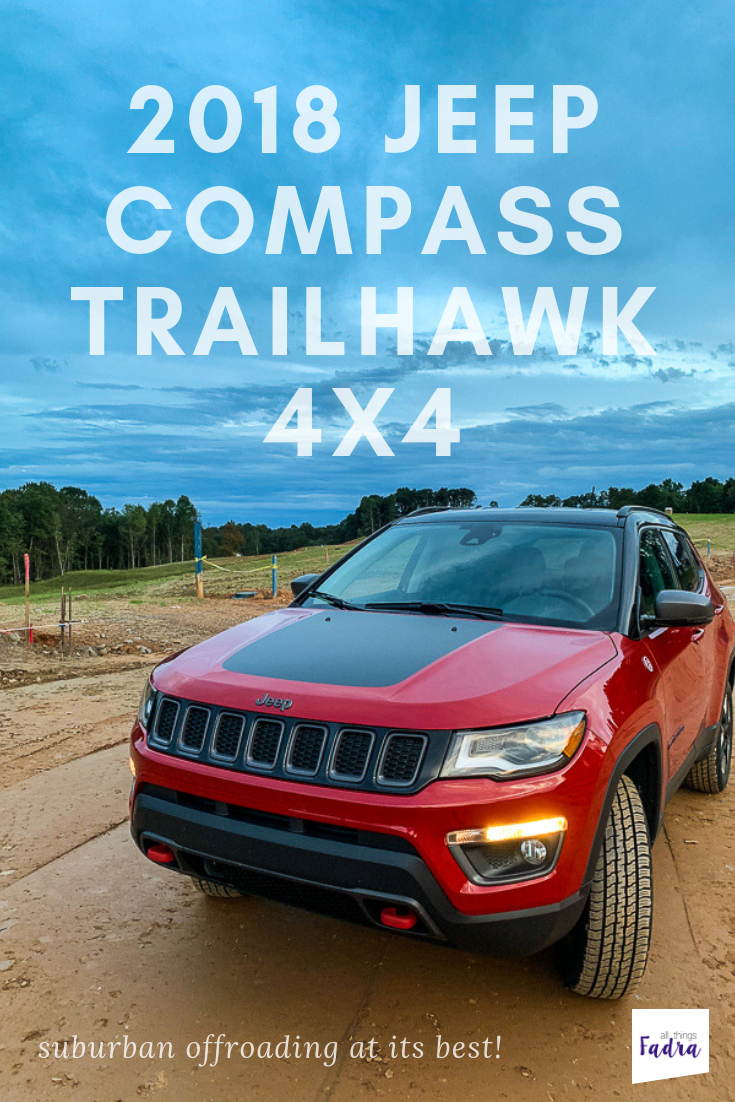 Suburban Offroading In The 2018 Jeep Compass Trailhawk Jeep Compass Jeep 2017 Jeep Compass