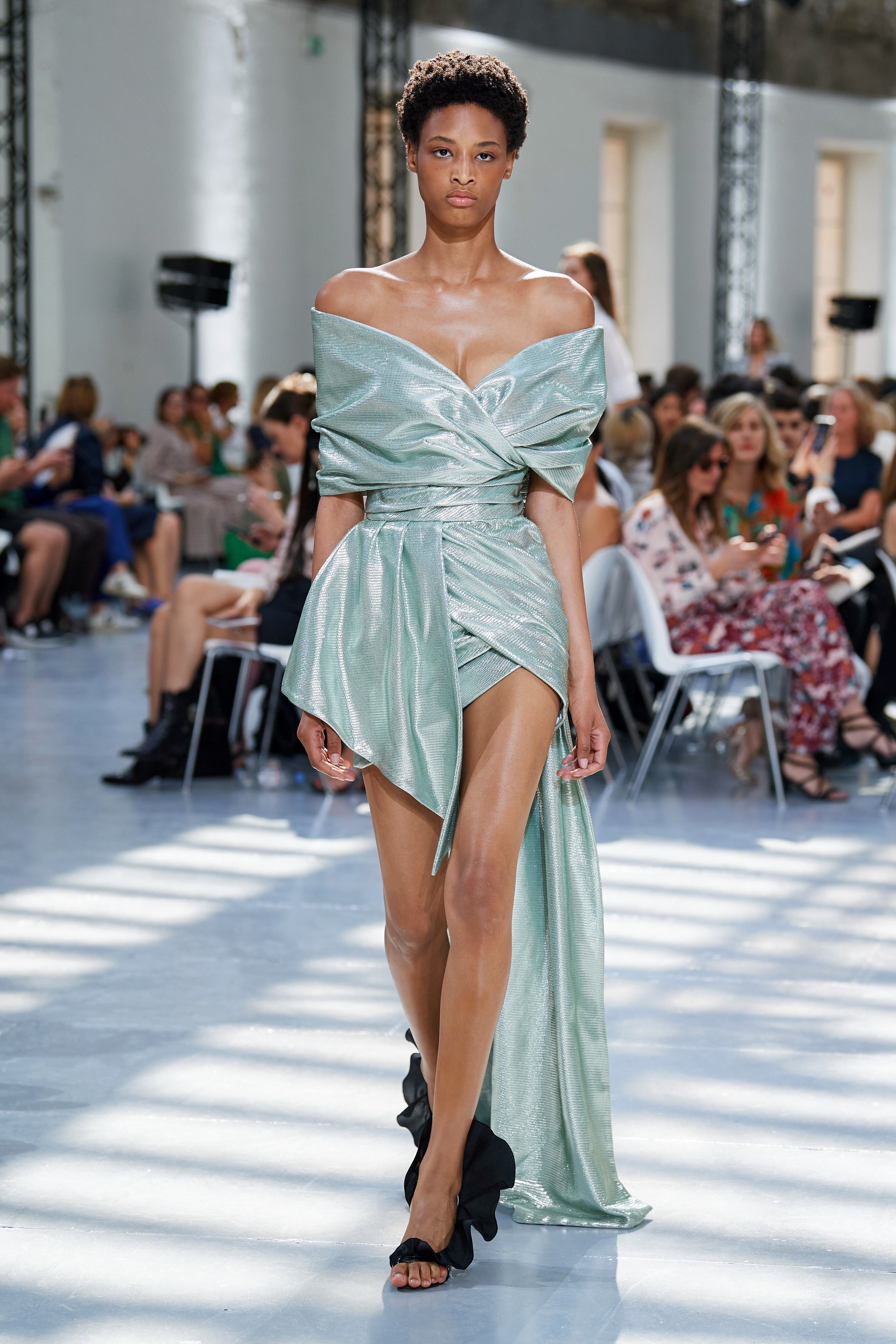 Photo of Alexandre Vauthier Fall 2019 Couture Fashion Show