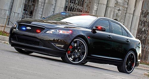 Undercover New Ford Taurus Coming To Taylor O O Police Cars