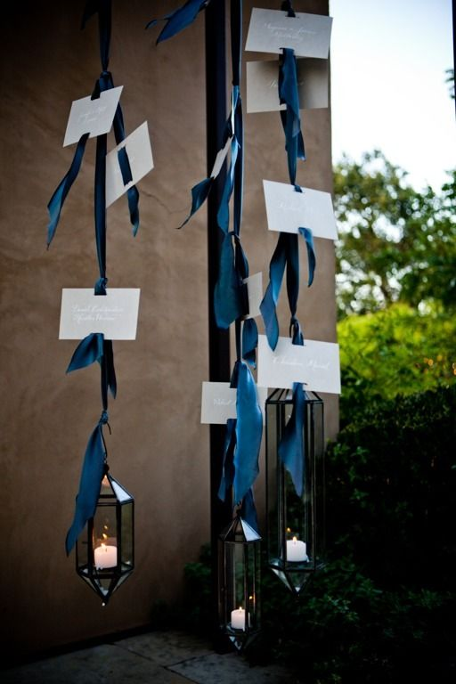 lighting and table arrangements hanging lanterns wedding event party