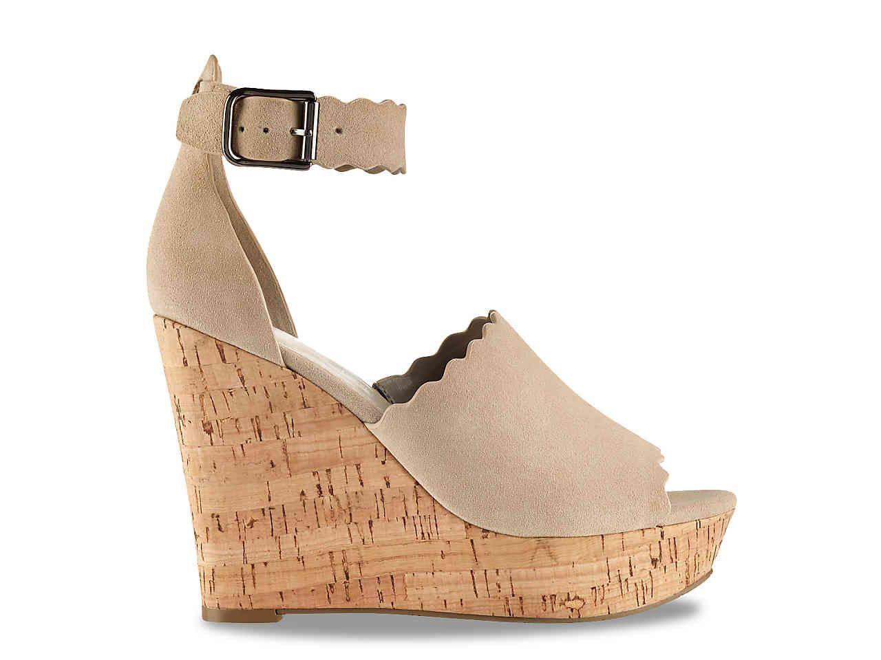 Marc Fisher Hayo Wedge Sandal Women's