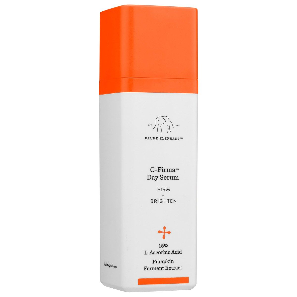 This daytime serum carries its weight in gold—that is to say, its sophisticated formulation of vitamin C, antioxidants, fruit enzymes, and chronopeptides essentially reverse-age your skin. What you see is smooth, bright and healthy-looking skin that can hold its own against free-radical damage. This line is geared toward sensitive skin types and seems to be wholly staying more than afloat in the serums game just by word of mouth alone (counting one more mouth here).