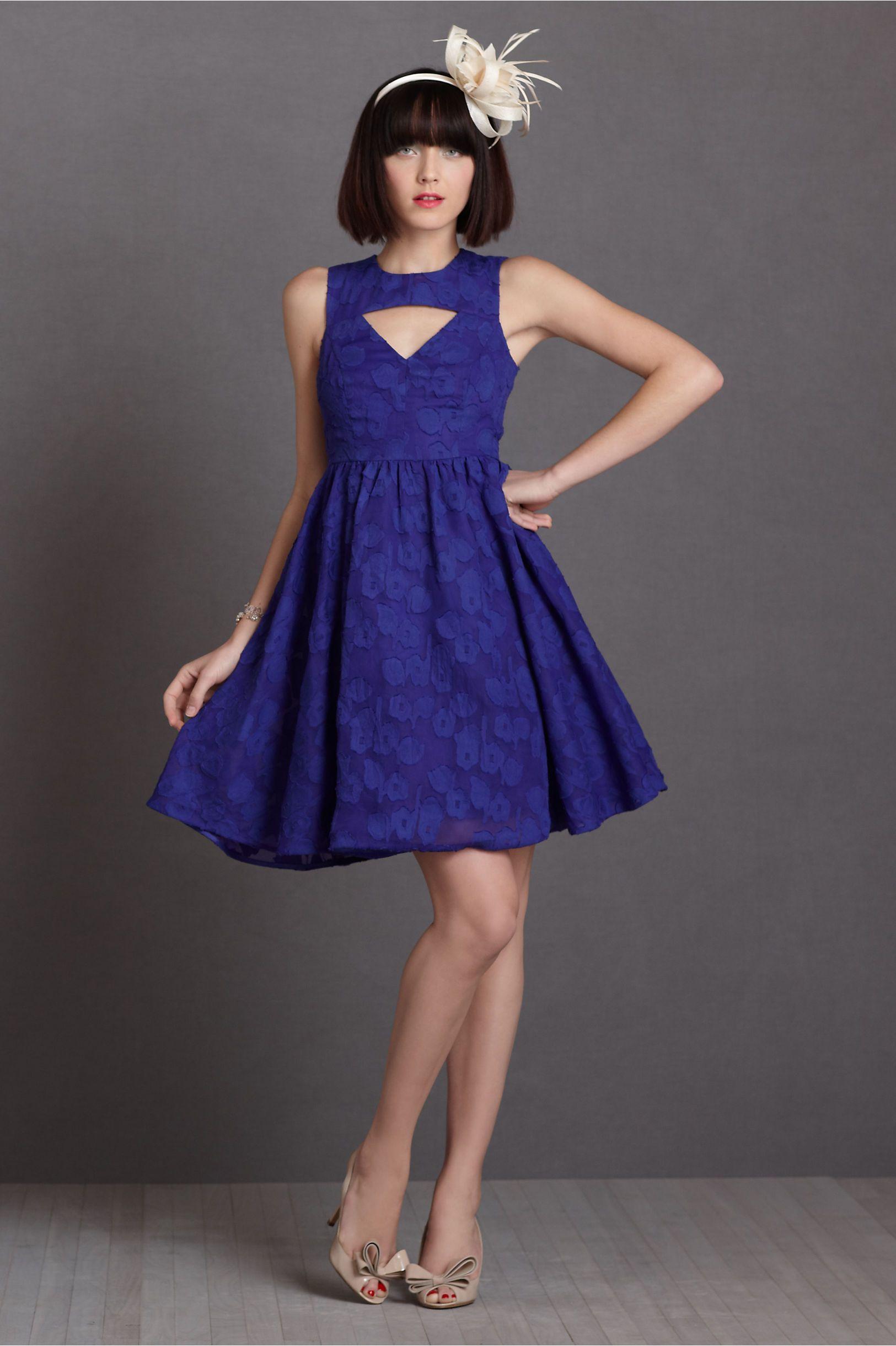 Violet Vim Dress | Chic | Pinterest | Azul, Quiero y Mundo