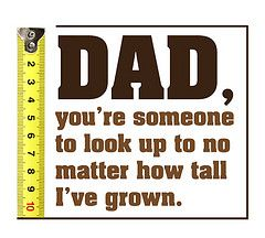 Free Card Sentiment #fathersday #dad