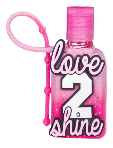 Love 2 Shine Anti Bac Justice Hand Sanitizer Shop Justice